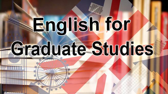 English for Graduate Studies<span title=